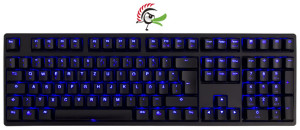 Ducky Shine 2 mechanische Tastatur