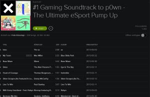 gaming-playlist-spotify