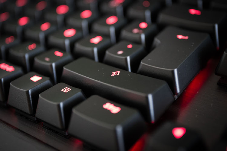 beste gaming tastatur corsair k70