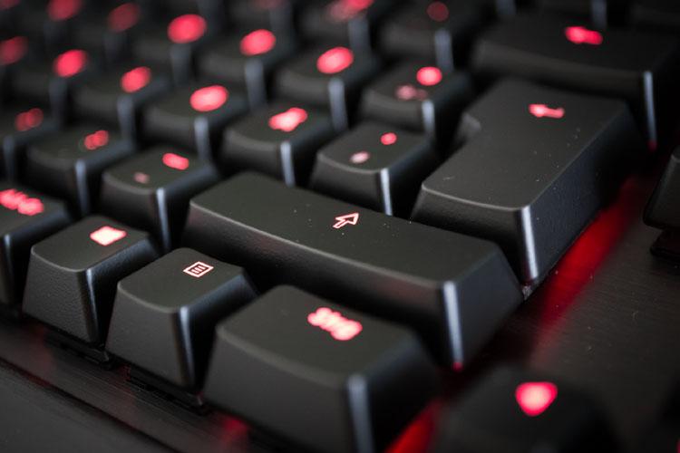 corsair k70 tastatur test