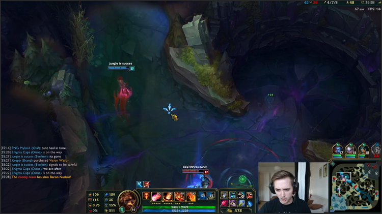krepo lol stream