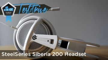 SteelSeries Siberia 200 Test – Das leichteste Gaming Headset?