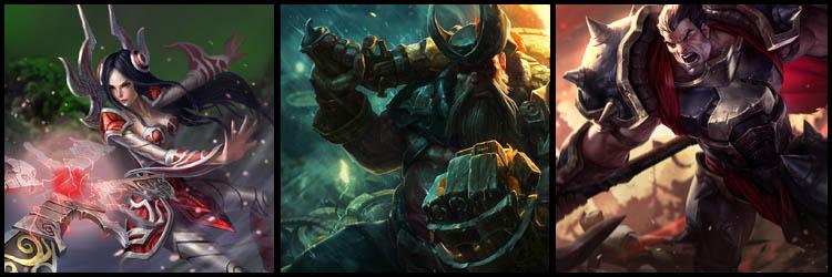League of legends tier list patch 6 15 pro gamer gear