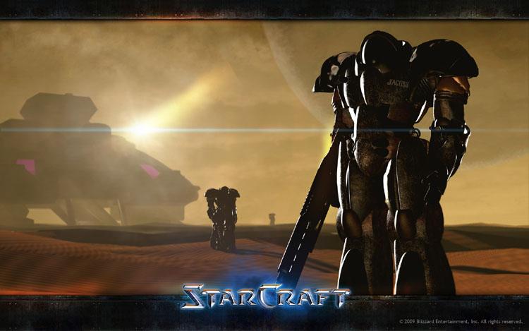 starcraft hd geruecht