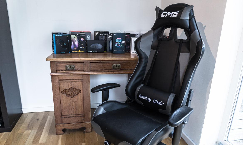 g nstiger gamer chair der cmg gamer chair im test pro gamer gear. Black Bedroom Furniture Sets. Home Design Ideas