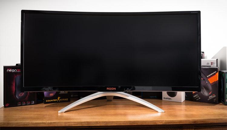 widescreen monitor zum spielen