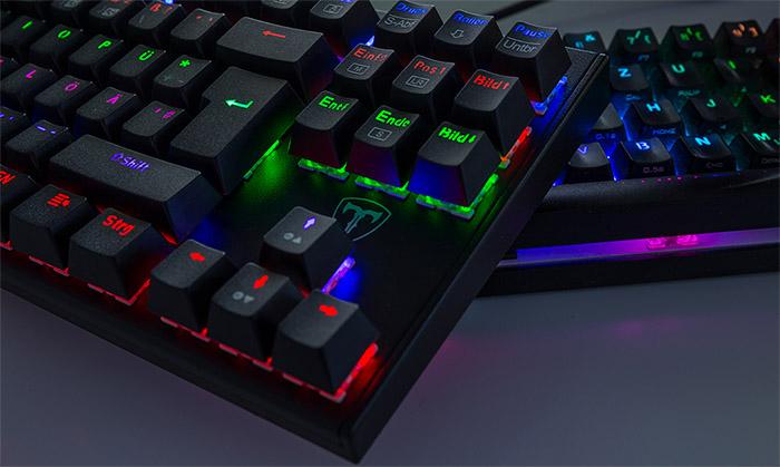 victsing tastatur rgb beleuchtung