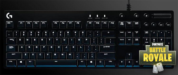 fortnite tastatur g610