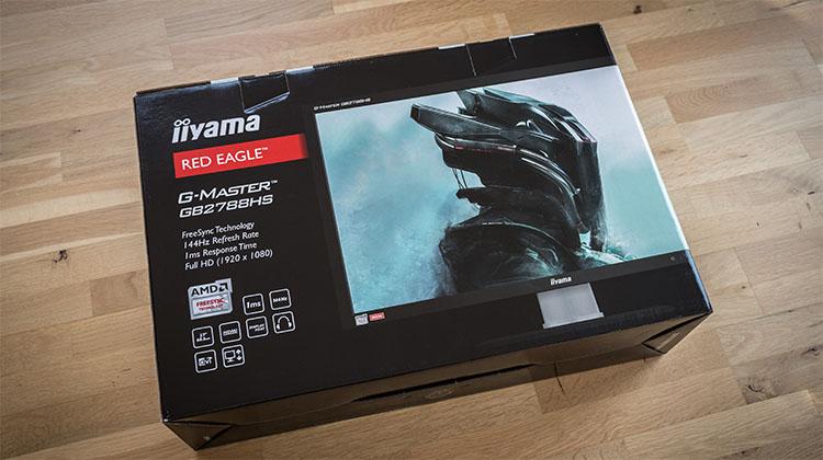 iiyama GB2788HS-B2 box