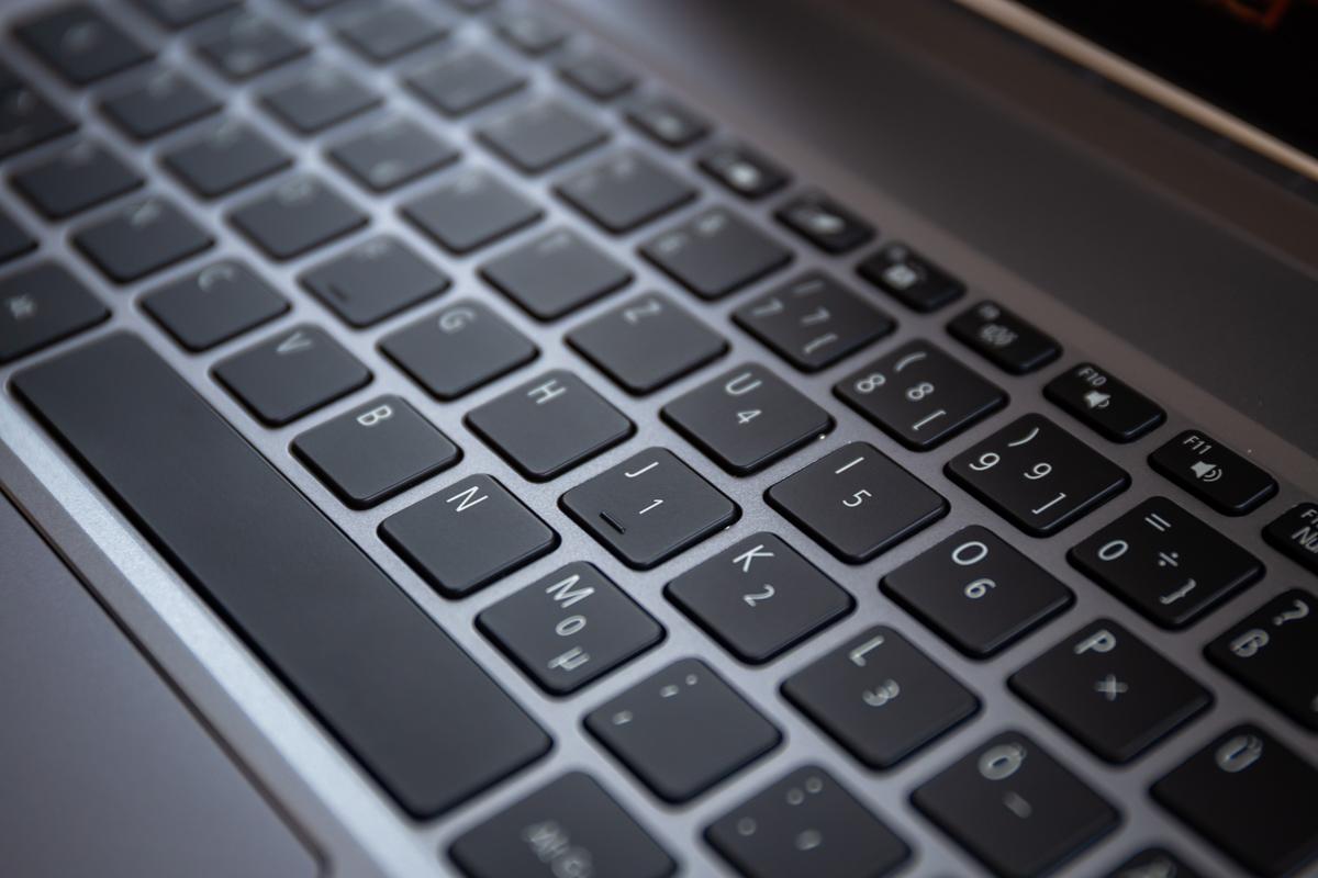 tastatur acer swift 3